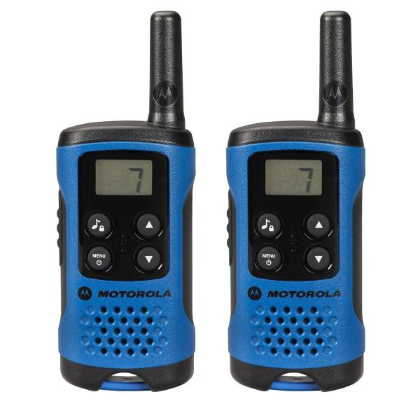 купить Рация Motorola TLKR-T41 BL (пара) - цена, описание, отзывы - фото 1