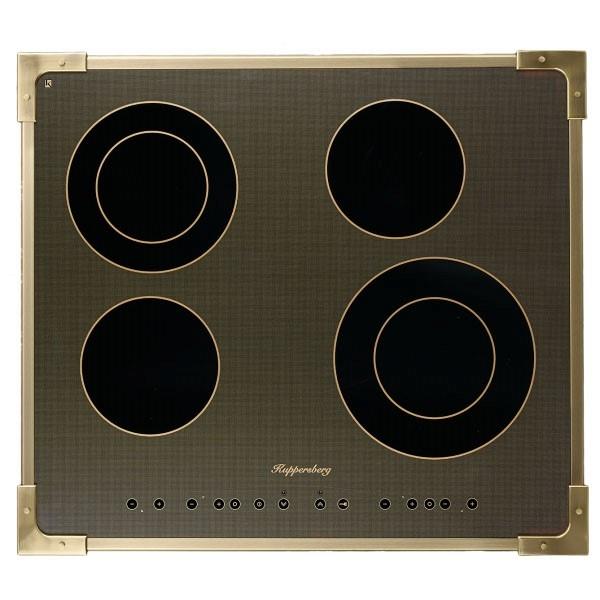 купить Варочная поверхность Kuppersberg FA 6RC Gold - цена, описание, отзывы - фото 1