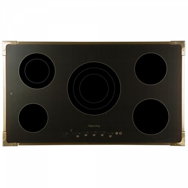 купить Варочная поверхность Kuppersberg FA 9RC Gold - цена, описание, отзывы - фото 1