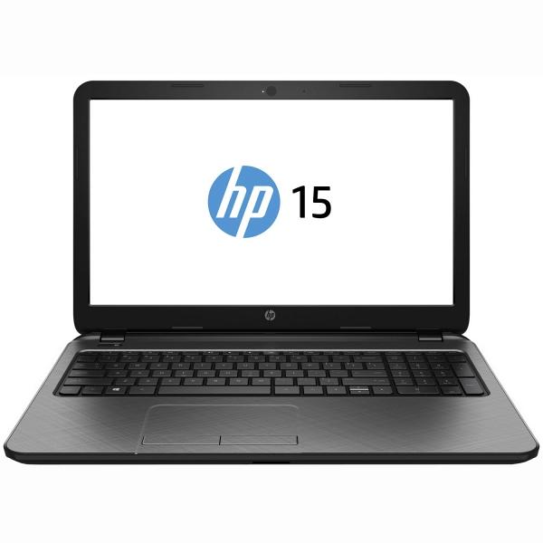купить Ноутбук HP 15-af008ur Silver (N0K18EA) - цена, описание, отзывы - фото 1