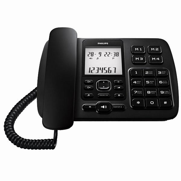 купить Проводной телефон Philips CRX500B - цена, описание, отзывы - фото 1