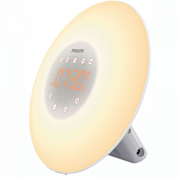 Радиочасы Philips Wake-up Light HF3505