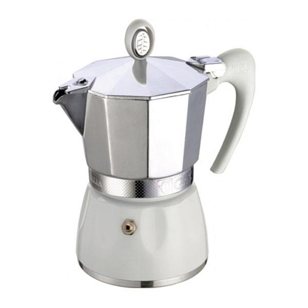 купить Кофеварка G.A.T 101509 DIVA белая - цена, описание, отзывы - фото 1