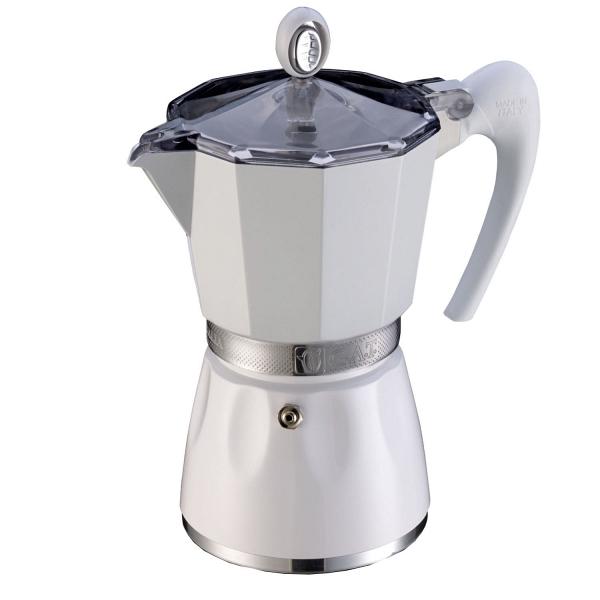 купить Кофеварка G.A.T 103806 BELLA белая - цена, описание, отзывы - фото 1