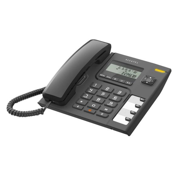 купить Проводной телефон Alcatel T56 Black - цена, описание, отзывы - фото 1