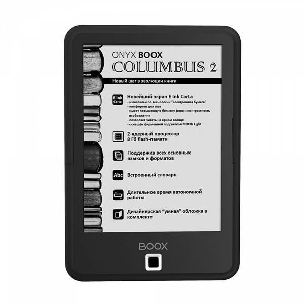 купить Электронная книга Onyx Boox Columbus 2 black - цена, описание, отзывы - фото 1