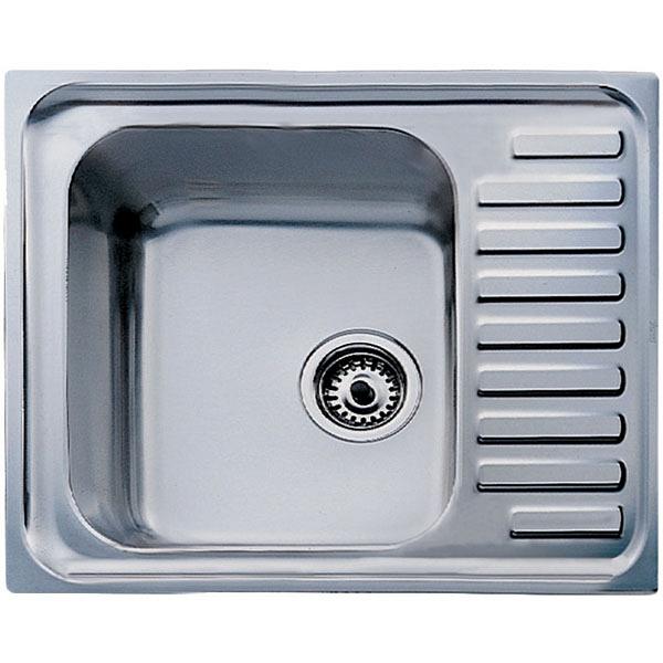 Кухонная мойка Teka Classic 1B 1/2D Mic (PA133M3004)
