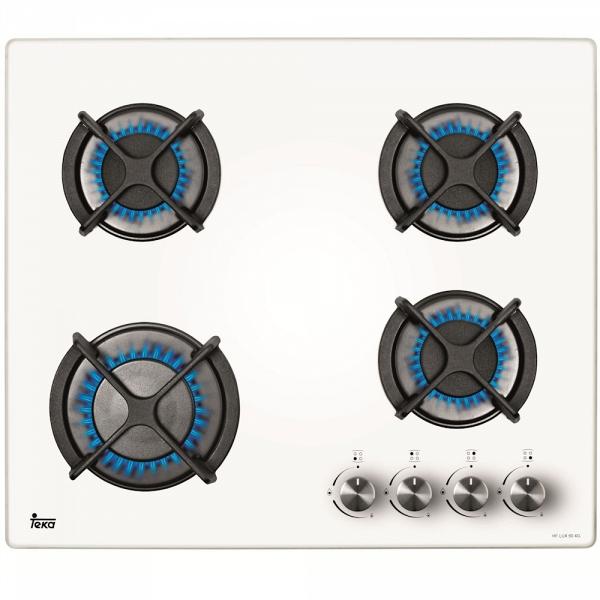 купить Варочная поверхность Teka HF LUX 60 4G AI AL CI WHITE - цена, описание, отзывы - фото 1
