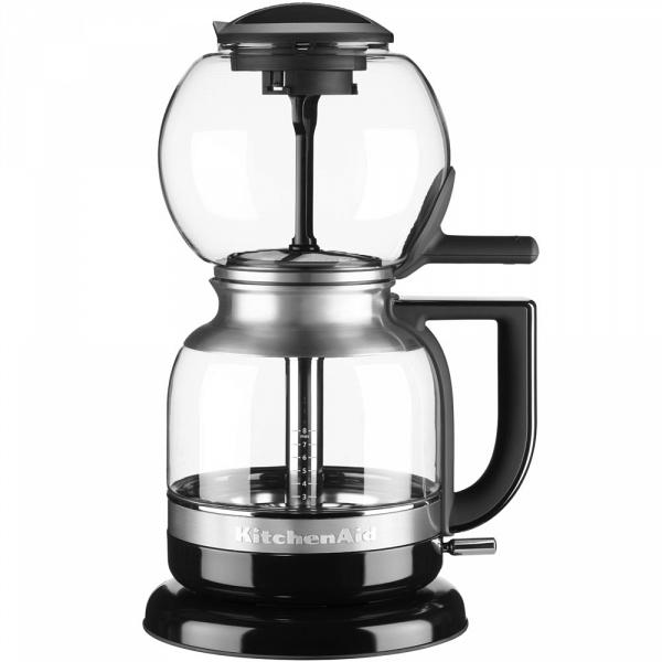 купить Кофеварка KitchenAid 5KCM0812EOB (116390) - цена, описание, отзывы - фото 1