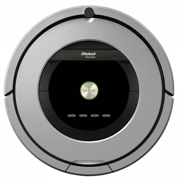 купить Робот-пылесос iRobot Roomba 886 - цена, описание, отзывы - фото 1