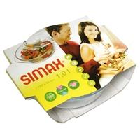 купить Посуда для СВЧ Simax 6256/6266 (1л) - цена, описание, отзывы - фото 1