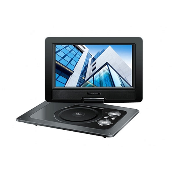 купить DVD-плеер Rolsen RPD-10D02A - цена, описание, отзывы - фото 1