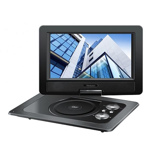 купить DVD-плеер Rolsen RPD-9D02A - цена, описание, отзывы - фото 1