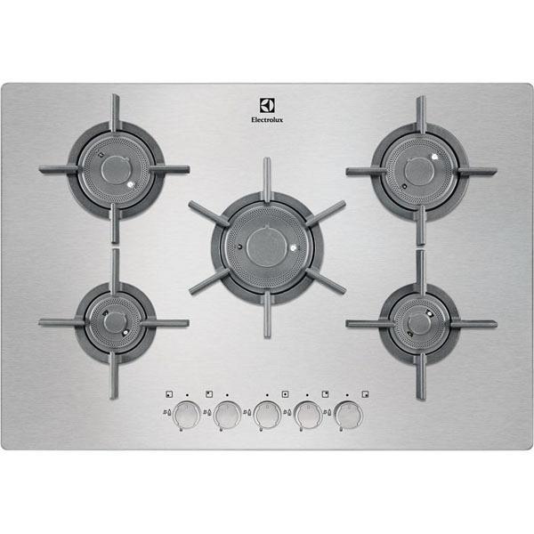 купить Варочная поверхность Electrolux EGU97657NX - цена, описание, отзывы - фото 1