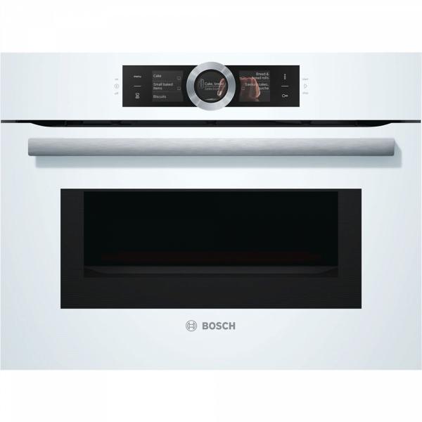 купить Духовой шкаф Bosch CMG636BW1 - цена, описание, отзывы - фото 1