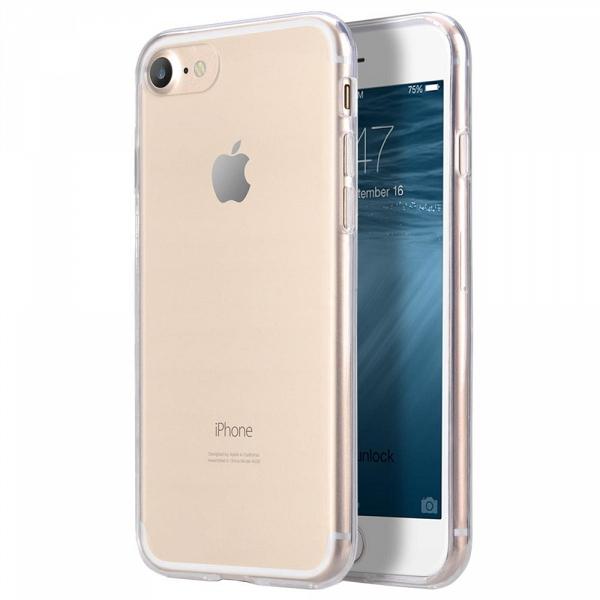 купить Чехол для смартфона uBear для iPhone 7 CS18TR01-I7 прозрачный - цена, описание, отзывы - фото 1
