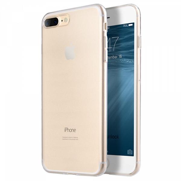купить Чехол для смартфона uBear для iPhone 7 Plus CS20TR01-I7P прозрачный - цена, описание, отзывы - фото 1