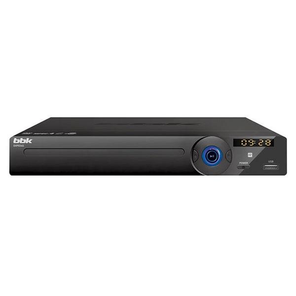купить DVD-плеер BBK DVP034S серый - цена, описание, отзывы - фото 1