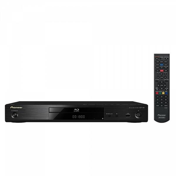 купить DVD-плеер Pioneer BDP-180 - цена, описание, отзывы - фото 1