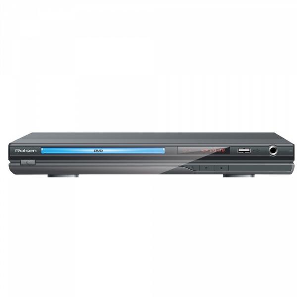 купить DVD-плеер Rolsen RDV-3030 - цена, описание, отзывы - фото 1