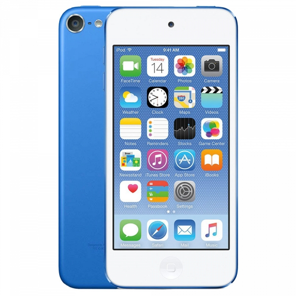 купить MP3-плеер Apple iPod touch 64GB  Blue - цена, описание, отзывы - фото 1