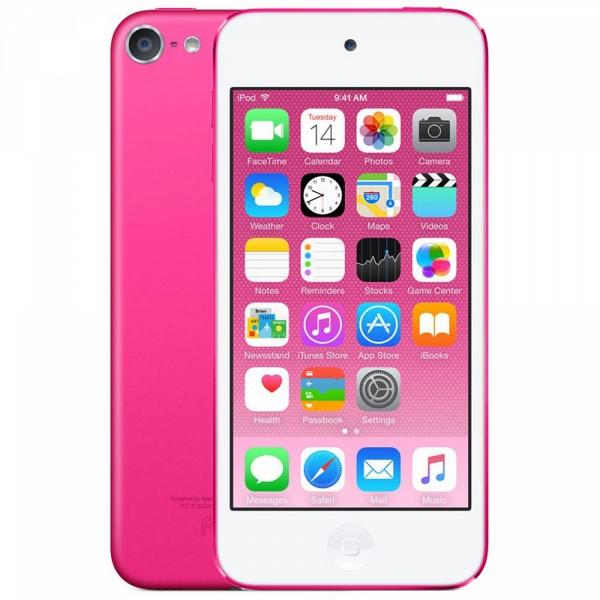 купить MP3-плеер Apple iPod touch 32GB Pink - цена, описание, отзывы - фото 1