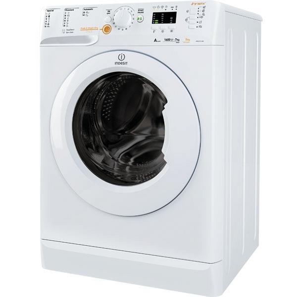купить Стиральная машина Indesit XWDA 751680X W EU - цена, описание, отзывы - фото 1