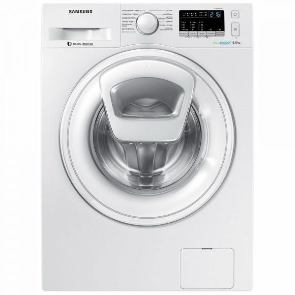 купить Стиральная машина Samsung WW65K42E08W AddWash - цена, описание, отзывы - фото 1