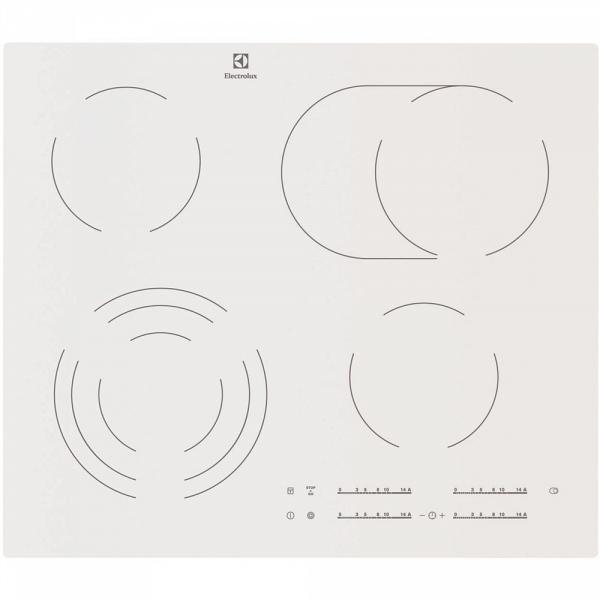 купить Варочная поверхность Electrolux EHF96547IW - цена, описание, отзывы - фото 1