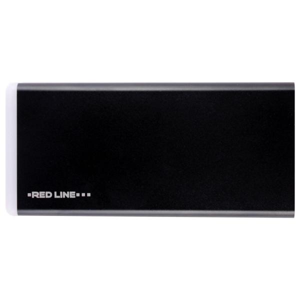 купить Портативный аккумулятор Red Line H9 6000 мАч черный - цена, описание, отзывы - фото 1