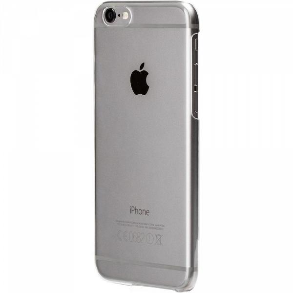 купить Чехол для смартфона uBear CS10TR01-I6P прозрачный - цена, описание, отзывы - фото 1
