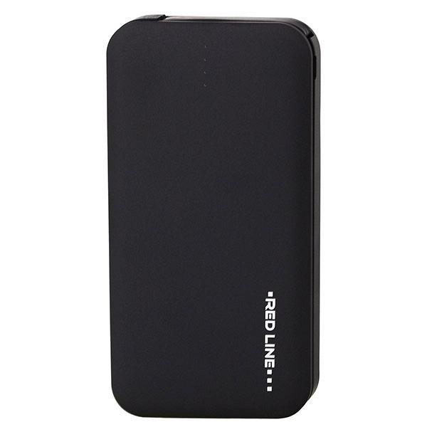 купить Портативный аккумулятор Red Line B8000 черный - цена, описание, отзывы - фото 1