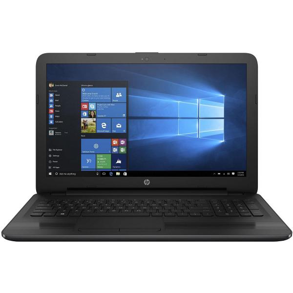 купить Ноутбук HP 15-ay502ur jack black (Y5K70EA) - цена, описание, отзывы - фото 1