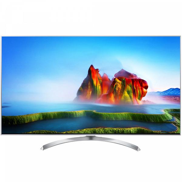 купить Телевизор LG NanoCell  49SJ810V - цена, описание, отзывы - фото 1