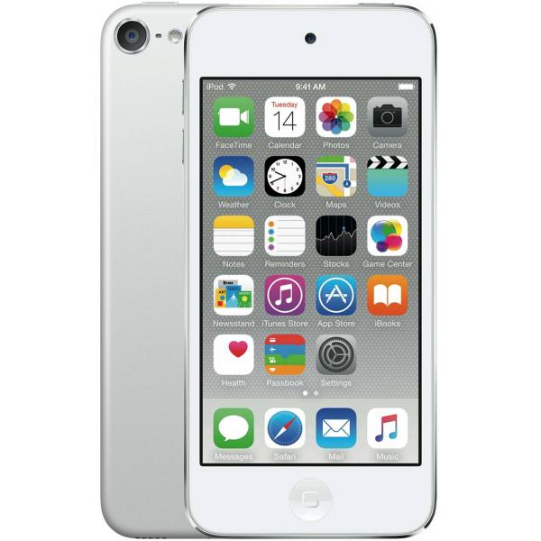 купить MP3-плеер Apple iPod touch 32GB Silver - цена, описание, отзывы - фото 1