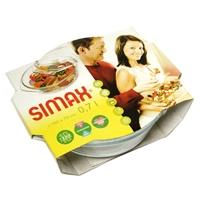 купить Посуда для СВЧ Simax 6056/6066 (0.7л) - цена, описание, отзывы - фото 1