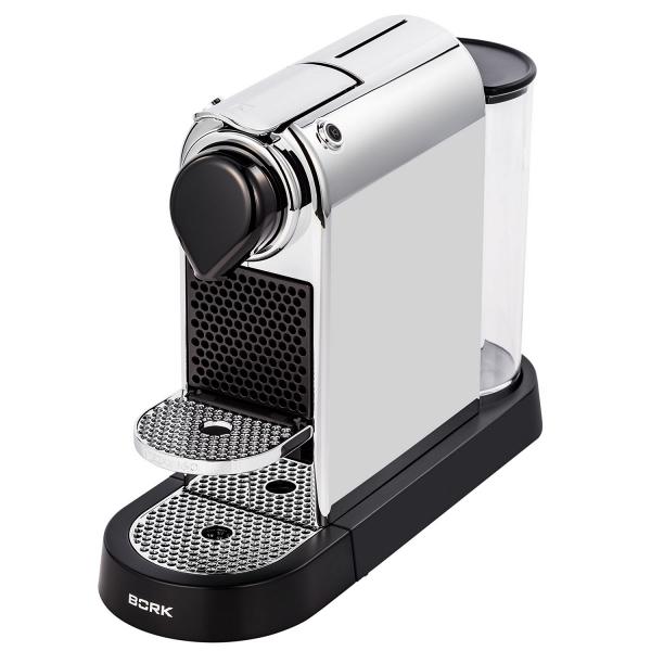 купить Кофеварка BORK C532 Citiz Chrome - цена, описание, отзывы - фото 1