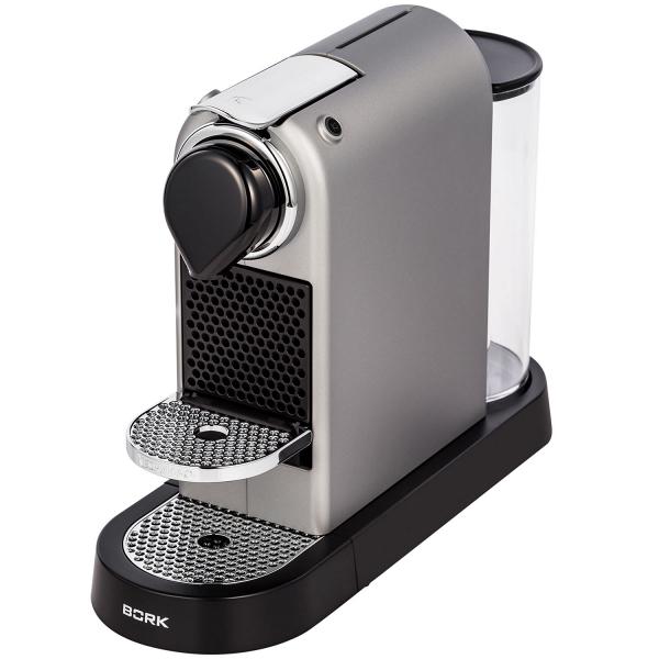 купить Кофеварка BORK C532 Citiz Silver - цена, описание, отзывы - фото 1