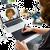 Графический планшет Wacom One 2 Medium CTL-672-N Black/Red