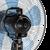 Вентилятор Tefal VF5670F0