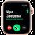 Умные часы Apple Watch Series 5 44 мм розовый песок, спортивный ремешок