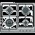 Варочная поверхность Teka EH 60 4G AI AL TR CI NAT (RU/UA)