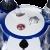 Отпариватель для одежды Grand Master GM-Q5 Multi/T синий