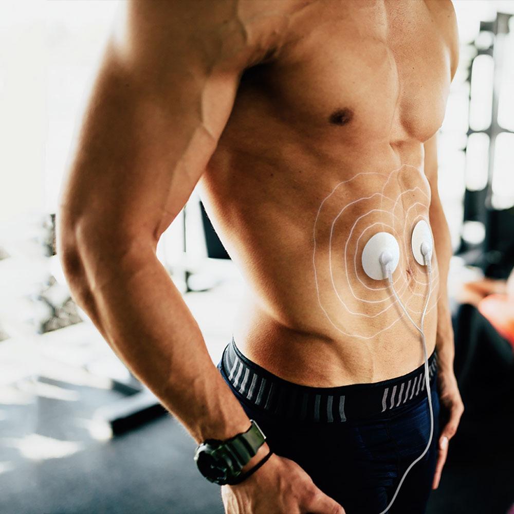 Беспроводной миостимулятор US MEDICA Body Trainer Mio в интерьере - фото 1