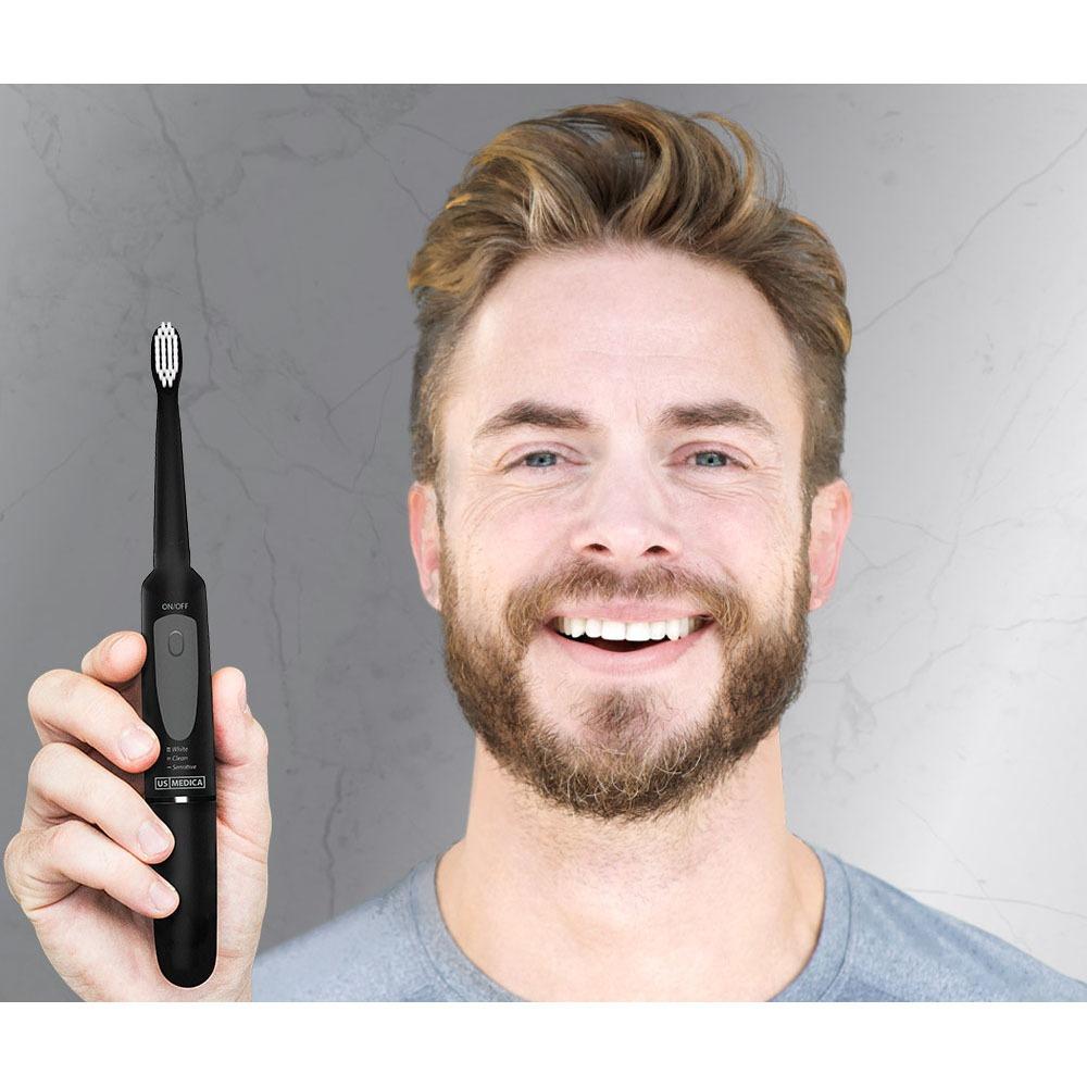 Электрическая зубная щетка US MEDICA Smile Expert в интерьере - фото 2