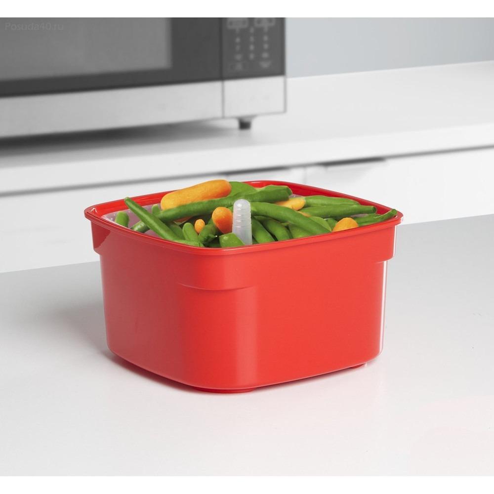 Посуда для СВЧ Sistema Microwave 1102 в интерьере - фото 1