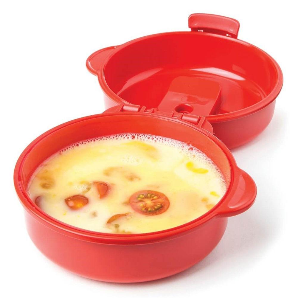 Посуда для СВЧ Sistema Microwave 1117 в интерьере - фото 2