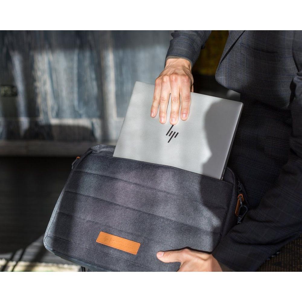 Ноутбук HP Envy 13-ah0013ur Natural Silver (4GY96EA) в интерьере - фото 3