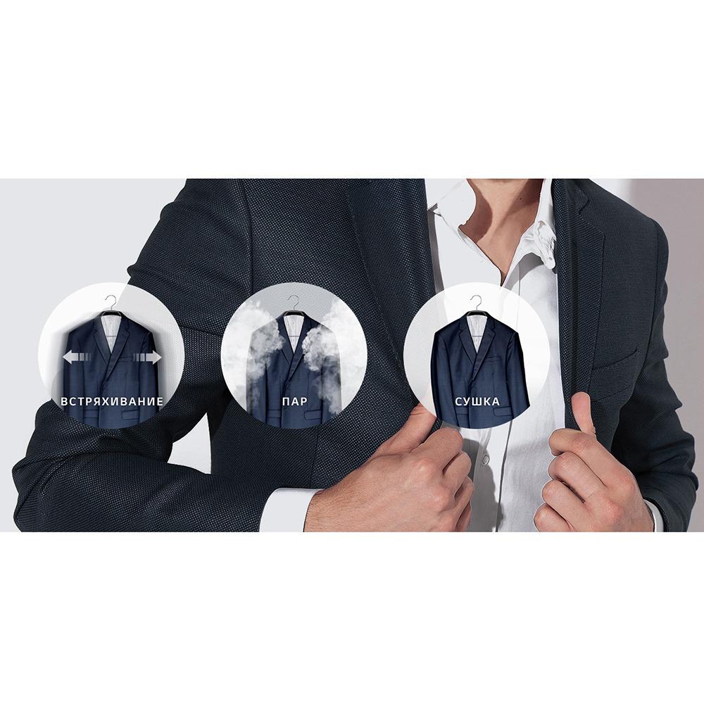 Система ухода за одеждой LG S5BB Styler в интерьере - фото 1