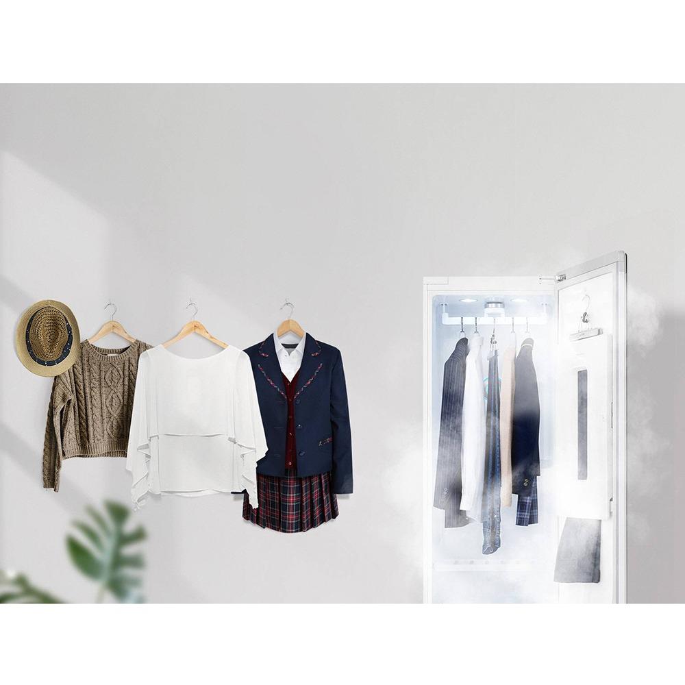 Система ухода за одеждой LG S5BB Styler в интерьере - фото 2